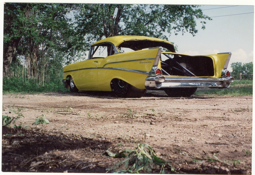 The 572 Cube \'57 Chevy Page