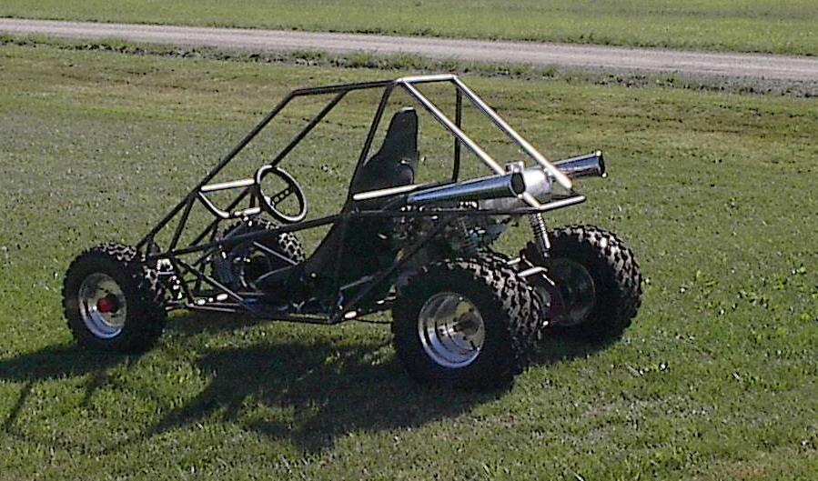 I guess I'll build a go-cart